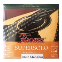 Thumbnail of Fisoma F3150-42/45 TENOR Mandola supersolo Medium Flatwound Stainless CGDA