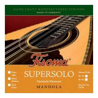 Thumbnail of Fisoma F3150 Mandola supersolo Medium Flatwound Stainless