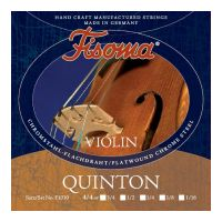 Thumbnail of Fisoma Quinton Medium  Violin set