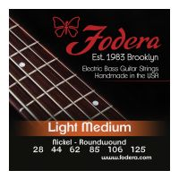 Thumbnail of Fodera N28125TBXL Light Medium Nickel, 6 string Tapered B Extra long scale