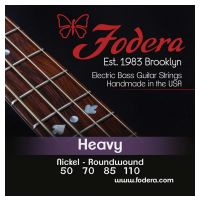 Thumbnail of Fodera N50110XL Heavy Nickel, Extra long scale