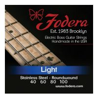 Thumbnail of Fodera S40100 Light Stainless,