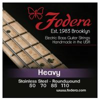 Thumbnail of Fodera S50110XL Heavy Stainless, Extra long scale