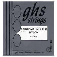 Thumbnail of GHS 100 Baritone Black Nylon