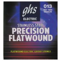 Thumbnail of GHS 1000 Precision Flatwound Flat Wrap Stainless Steel