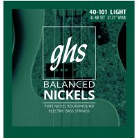 "Thumbnail of GHS 4M-NB 4700 Balanced Nickel Medium 4 String  (37.25"" winding)"