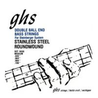 Thumbnail of GHS 5630 Medium Roundwound stainless steel