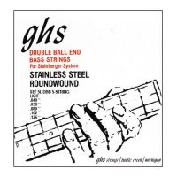 Thumbnail of GHS 5L-DBB Light Roundwound stainless steel