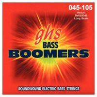 Thumbnail of GHS 5M-C-DYB Bass Boomers Roundwound Nickel-Plated Steel