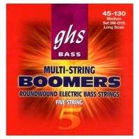 Thumbnail of GHS 5M-DYB Bass Boomers Roundwound Nickel-Plated Steel