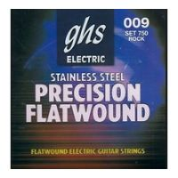 Thumbnail of GHS 750 Precision Flatwound Flat Wrap Stainless Steel