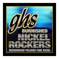 Thumbnail of GHS BNR M Pure polished nickel Burnished Nickel rockers