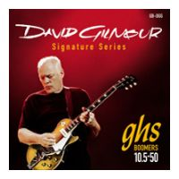 Thumbnail of GHS DGG David Gilmour Signature Red Set