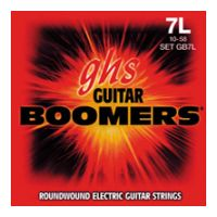 Thumbnail of GHS GB7L Boomers Roundwound Nickel-Plated Steel