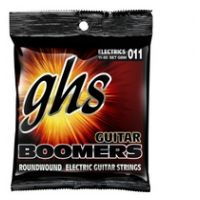 Thumbnail of GHS GBM Boomers Roundwound Nickel-Plated Steel