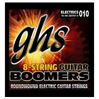 Thumbnail of GHS GBTNT-8 Boomers Roundwound Nickel-Plated Steel