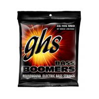 Thumbnail of GHS M3045 Bass Boomers Roundwound Nickel-Plated Steel