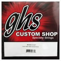 Thumbnail of GHS M3050-5 Precision Flatwound Flat Wrap Stainless Steel Regular 055/126