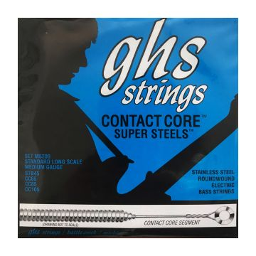 "Preview of GHS M5200 Contact Core™ Super Steels™ Medium 045""/105"""
