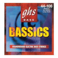 Thumbnail of GHS M6000 Bassics Roundwound Nickel-Plated Steel