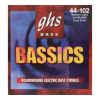 Thumbnail of GHS ML6000 Bassics Roundwound Nickel-Plated Steel