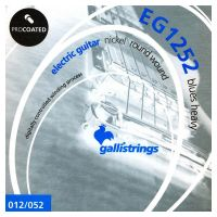 Thumbnail of Galli EG-1252 Pro Coated nickel round wound, blues heavy, 012-015-019-032-042-052
