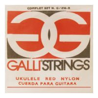 Thumbnail of Galli G/216-R Soprano Ukelele Red Nylon