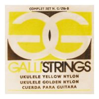 Thumbnail of Galli G/216-Y Soprano Ukelele Yellow Nylon