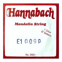 Thumbnail of Hannabach 2821009 Single pair Mandoline strings .009