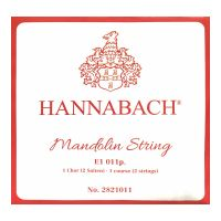 Thumbnail of Hannabach 2821011 Single pair Mandoline strings .011