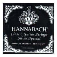 Thumbnail of Hannabach 815 MT Silver special Medium tension
