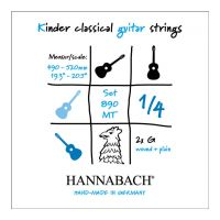 Thumbnail of Hannabach 890 MT 1/4 (plain and wound 3rd string included)