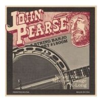 Thumbnail of John Pearse 1800M 5 string Banjo Nickel Wound Medium