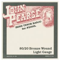 Thumbnail of John Pearse 2000L  Irish Tenor Banjo Light