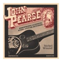 Thumbnail of John Pearse 3000 Dobro Nickel Wound Resophonic Guitar