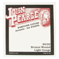 Thumbnail of John Pearse 3260L 80/20 Bronze Acoustic Guitar Strings Baritone 15-68