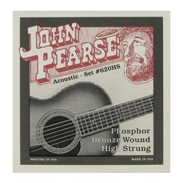 Preview of John Pearse 620HS Phosphor Bronze wound High Strung