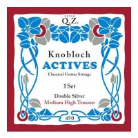 Thumbnail of Knobloch 450QZ Knobloch Actives Med/High Double Silver Nylon Q.Z