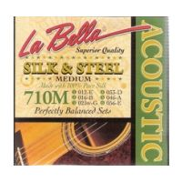 Thumbnail of La Bella 710-M Medium Silk and Steel