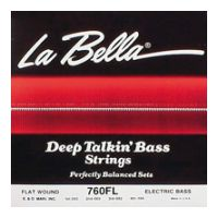 Thumbnail of La Bella 760FL Flatwound Stainless Steel