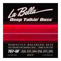 Thumbnail of La Bella 767-6F Bass VI