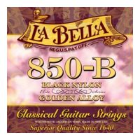 Thumbnail of La Bella 850B Concert Black & Gold
