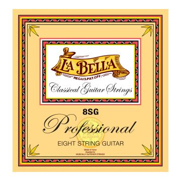 Preview of La Bella 8SG Professional