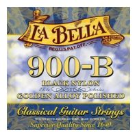 Thumbnail of La Bella 900B Golden Superior Black & Gold Polished