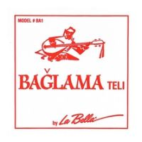 Thumbnail of La Bella BA1 Baglama Silverplated
