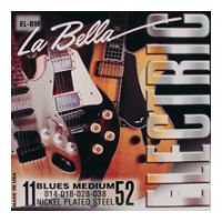 Thumbnail of La Bella EL-BM Blues Medium Nickel Plated Wound
