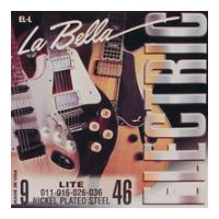 Thumbnail of La Bella EL-L Lite Nickel Plated Wound