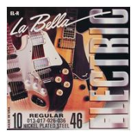 Thumbnail of La Bella EL-R Regular Nickel Plated Wound