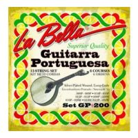 Thumbnail of La Bella GP 200 Guitarra Portugesa 13 String in four courses