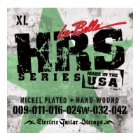 Thumbnail of La Bella HRS-XL Nickel-Plated Round Wound – Extra Light 09-42
